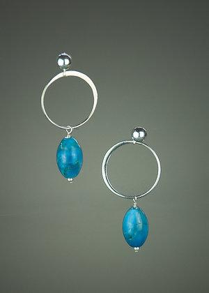 Apatite Earrings