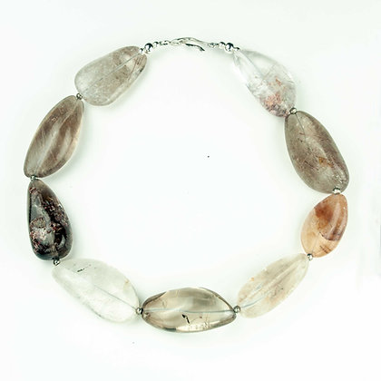 Rutillated Quartz Necklace