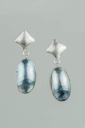 Abalone Shell Earrings