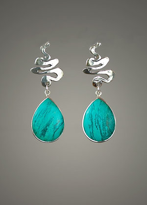 Mojave Turquoise Earrings