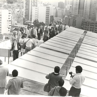 Solar panels for hot water heating at Ve