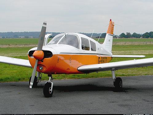 Piper PA 28 Aeroplane 1 Hour Trial Lesson