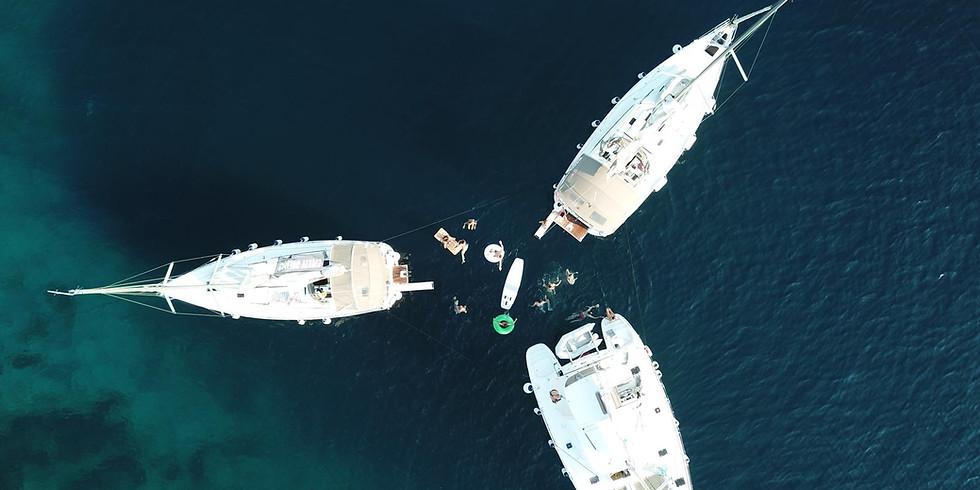 Sailing Venues zeilweek Griekenland