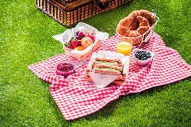 Toegang onder 12 jaar (inclusief picknickzak)