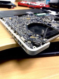 Replace MacBook Pro Power Jack