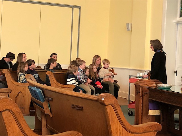 Childrens Sermon