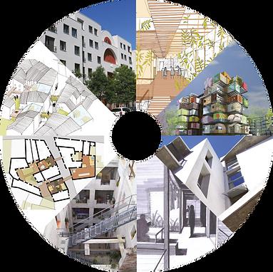 habitat groupé, maison nomade, habitat participatif, rénovation écologique, architecture bois