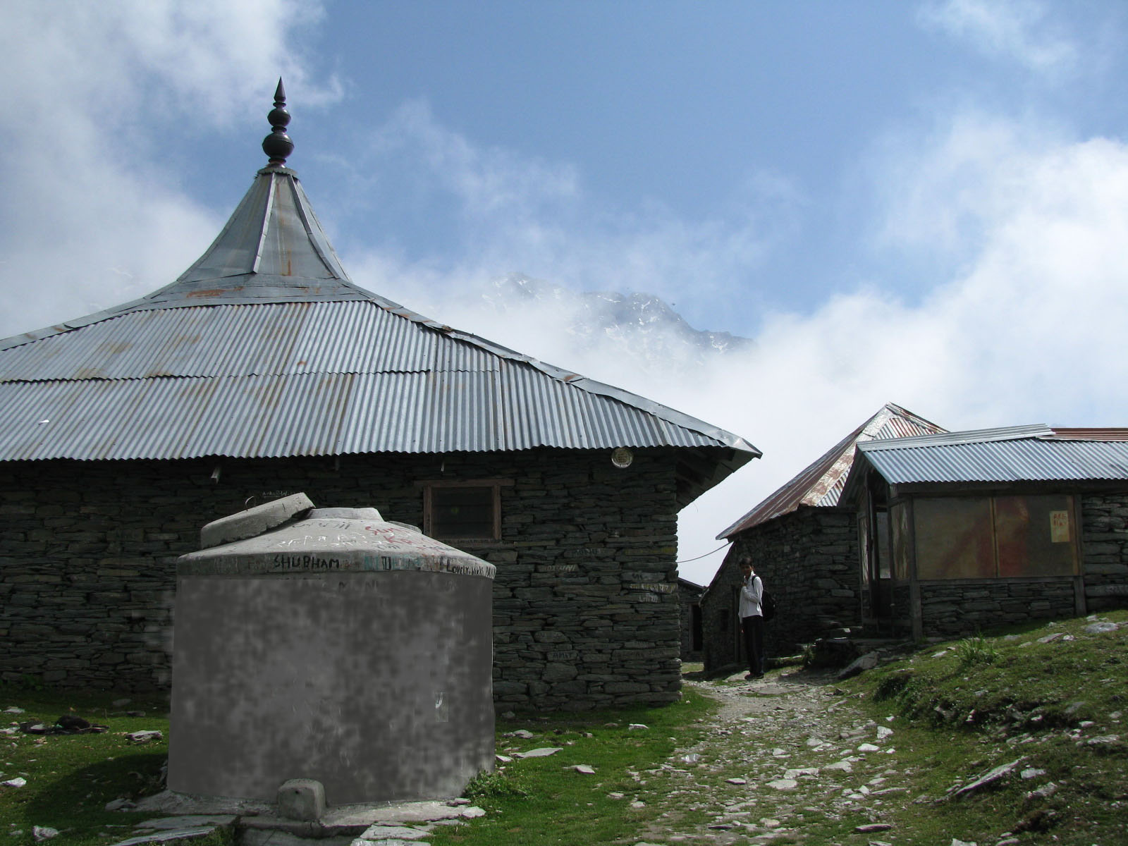 Shree Himani Chamunda Temple