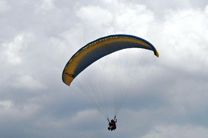 Paragliding at Bir - Billing