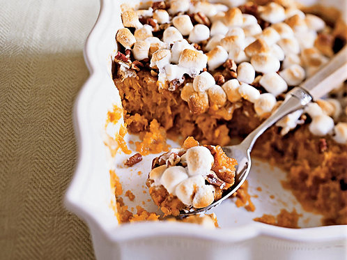 Sweet Potato Casserole (v/gf)