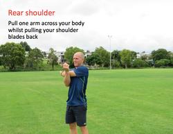 Rear Shoulder