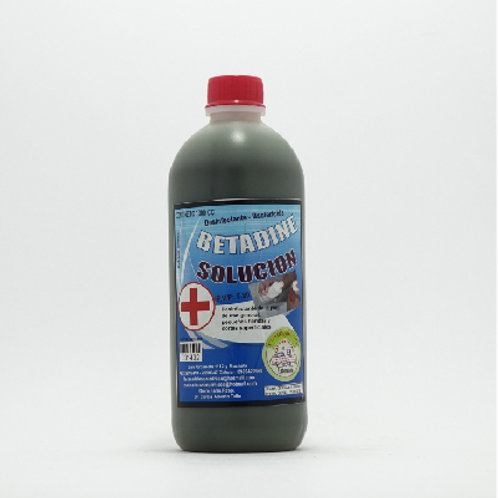 Betadine Solución
