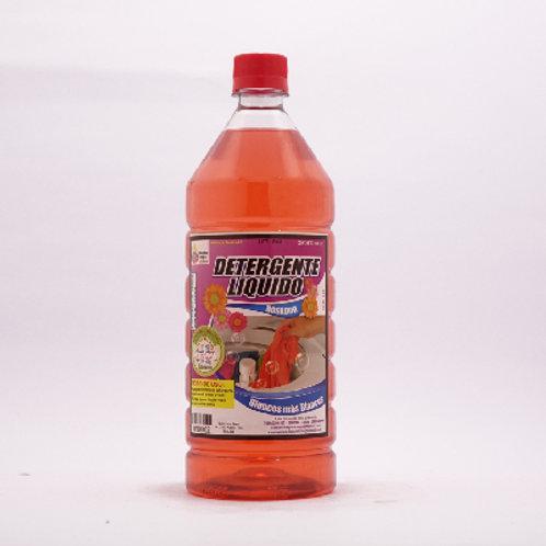 Detergente Líquido Rosador