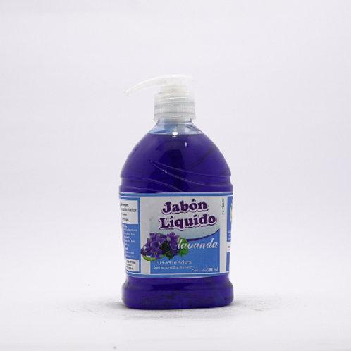 Jabón Líquido Lavanda
