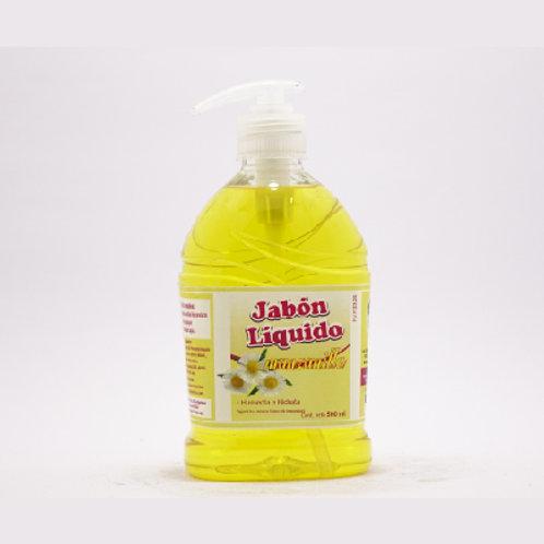 Jabón Líquido Manzanilla