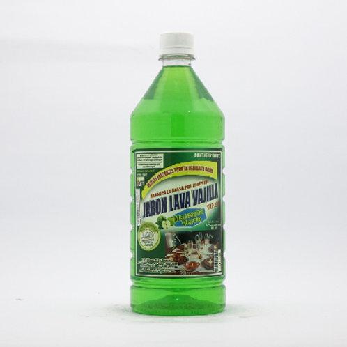 Jabón Lava Vajilla Manzana Verde