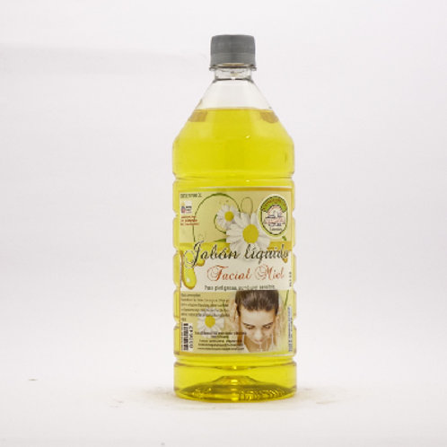 Jabón Líquido Miel