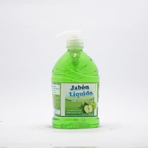 Jabón Líquido Manzana Verde