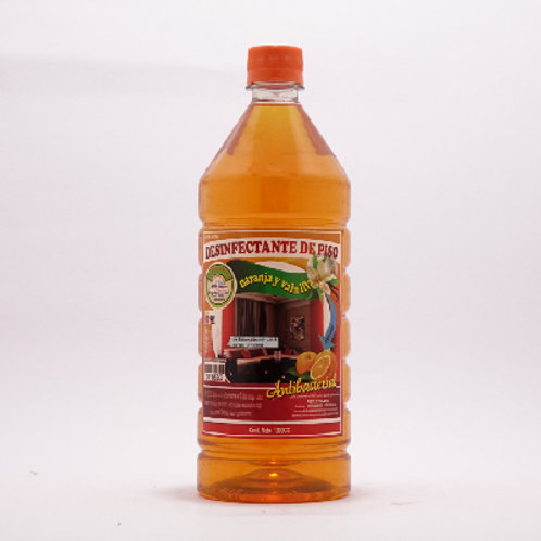 Desinfectante Naranja y Vainilla