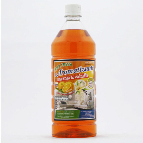 Aromatizante Naranja y Vainilla