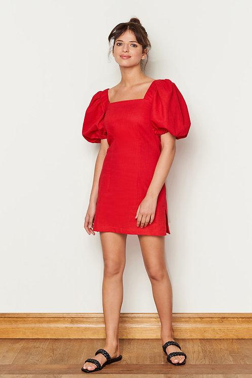 Sukienka Killa czerwona