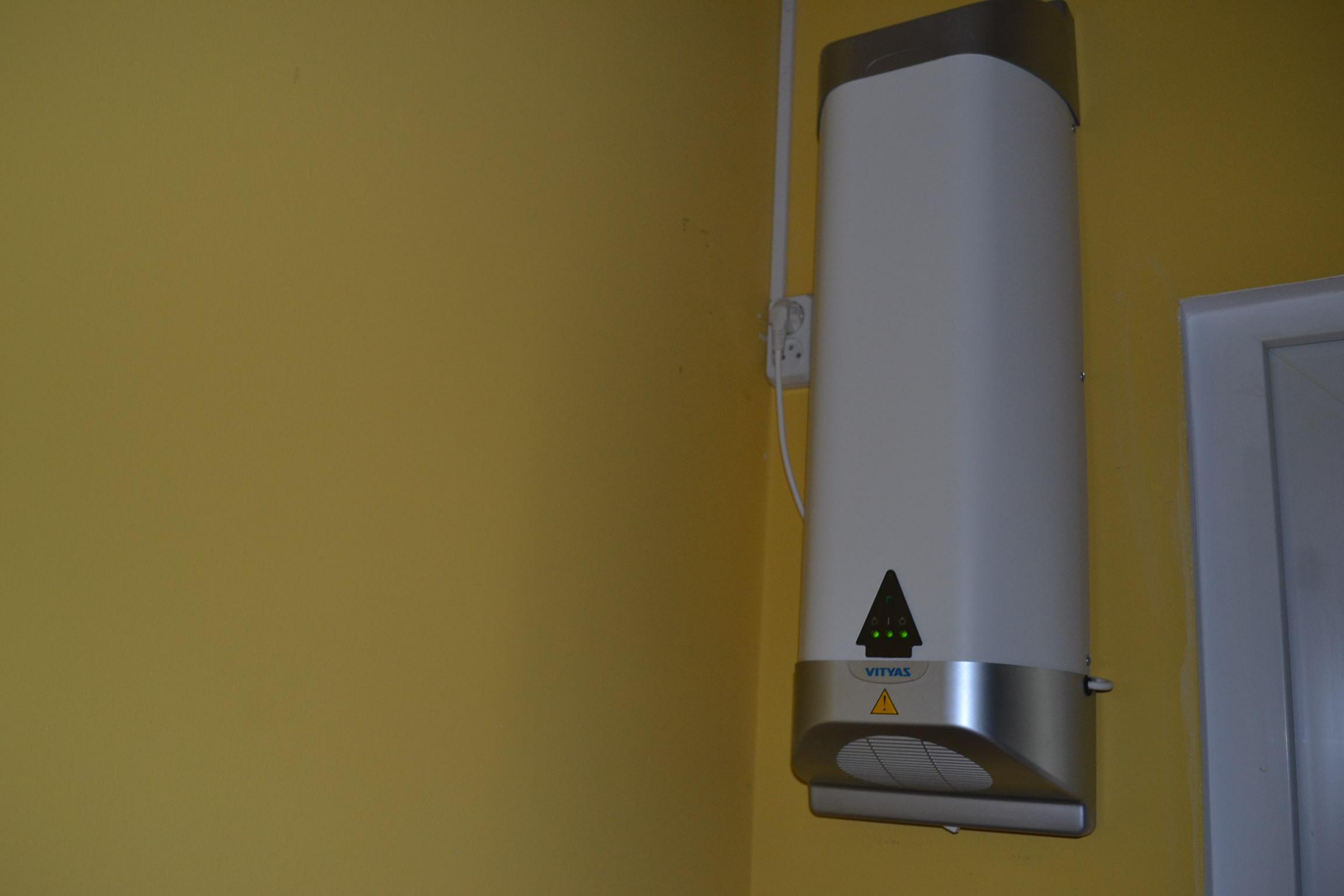 Рециркуляторні лампи