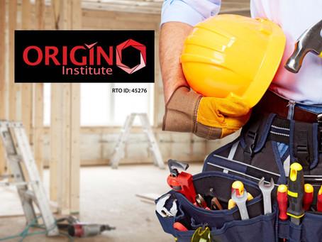 Origin Institute Held Domestic Builder Workshop for Our Students