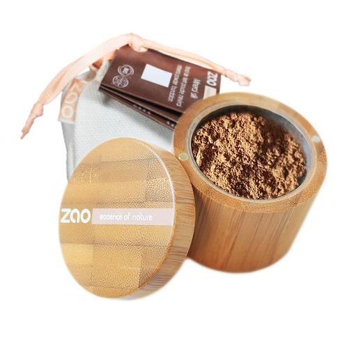 Zao Testeur Mineral silk 506 (beige brun)