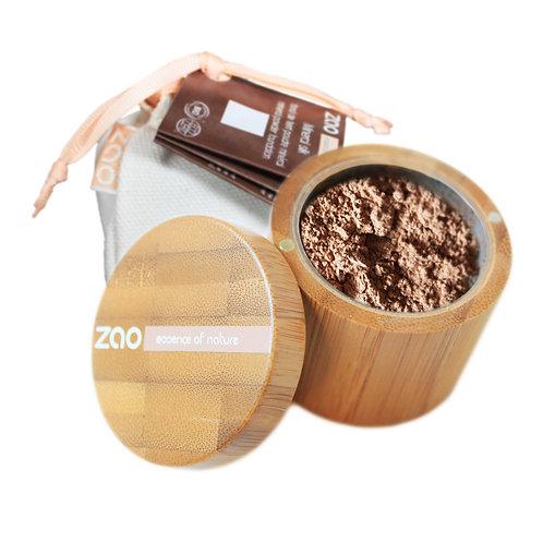 Zao Mineral Silk 505 Beige noisette