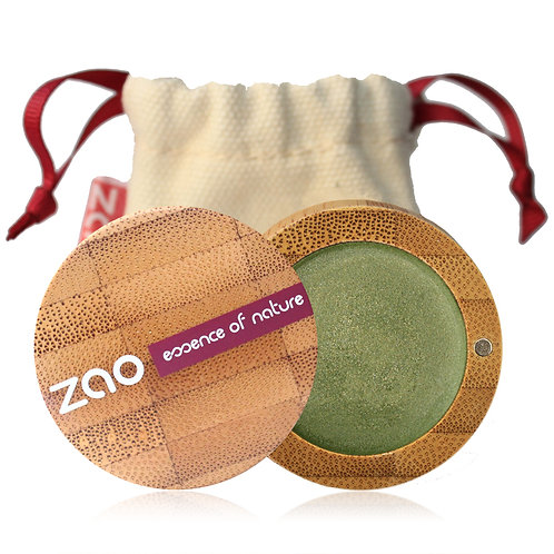 Zao Fard à Paupières crème 252 Bambou