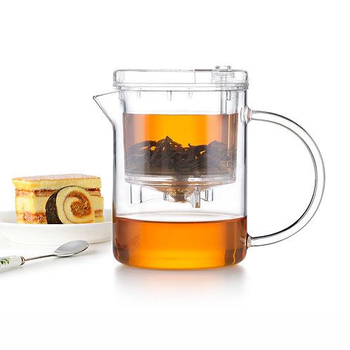 Caneca individual de chá