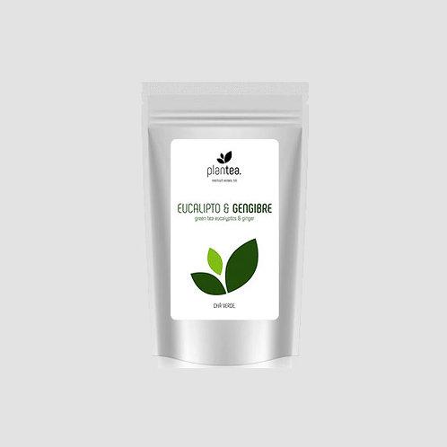 Chá Verde - Eucalipto & Gengibre