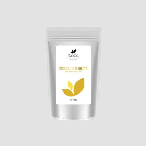 Chá Preto - Chocolate & Menta
