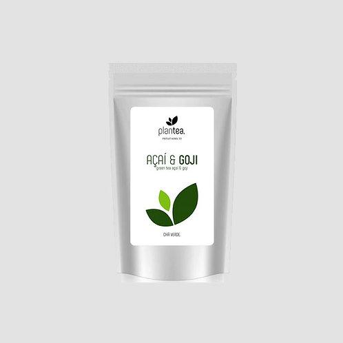 Chá Verde - Açaí & Goji