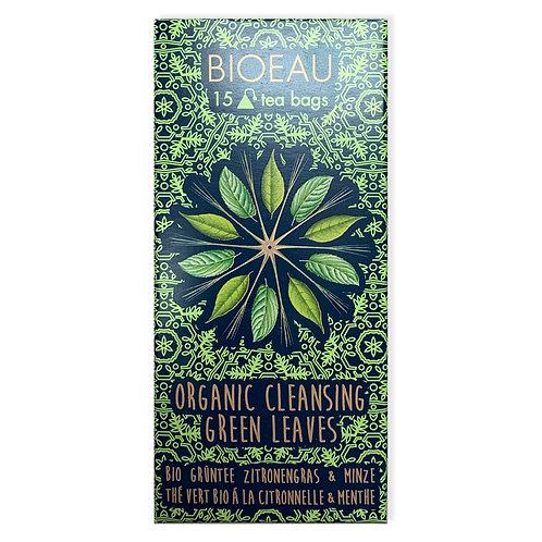 Chá Verde com Limão e Menta
