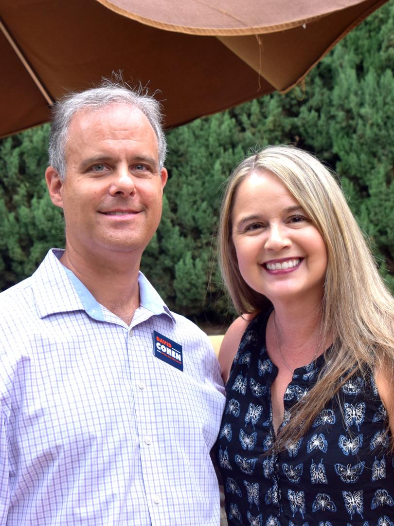 Marisa Hanson, Trustee - Evergreen School Board