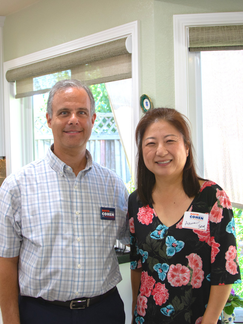 Anna Song, Vice President - Santa Clara County Board of Education