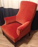 tarif refection fauteuil anglais Toulouse