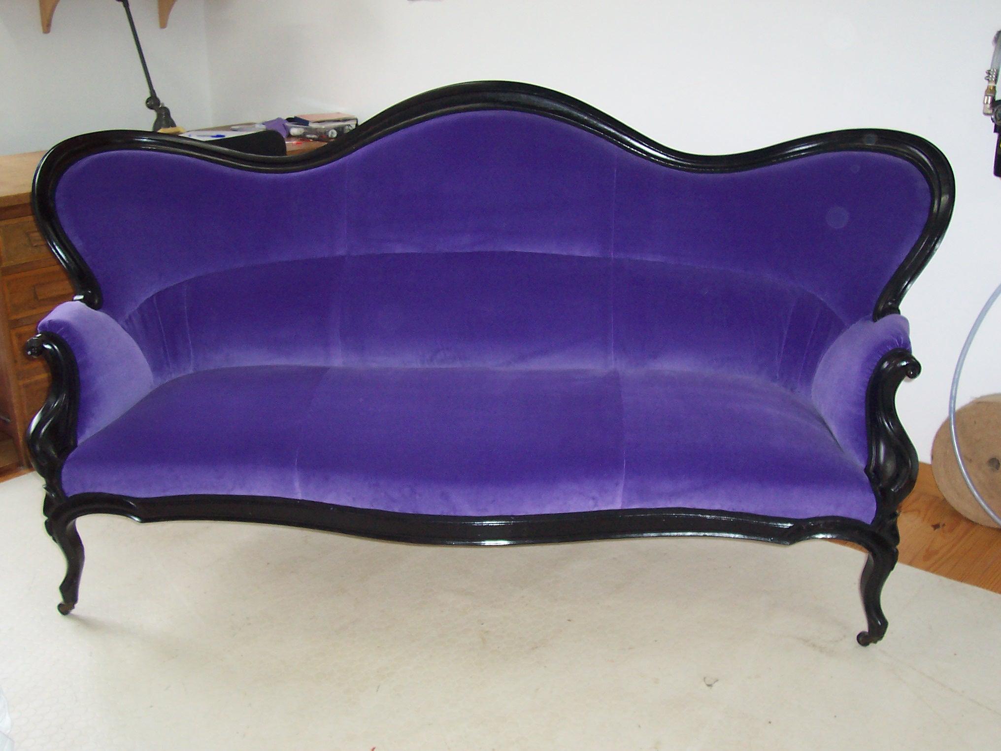 Canapé Tricorne