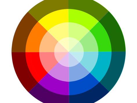 Couleurs et psychologie   Voici un petit résumé de l'impact des couleurs sur notre perception