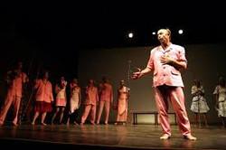 AGIT - cabaret rose et noir 2