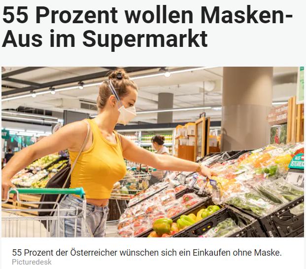 Unique research Umfrage HEUTE Frage der Woche Soll die Maskenpflicht ab 1. Juli in Supermärkten und öffentlichen Verkehrsmitteln beendet werden oder soll sie beibehalten werden? Online Artikel
