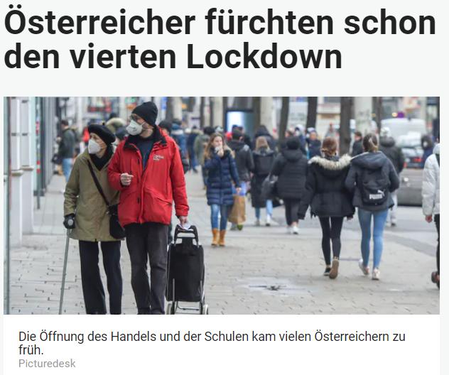 Unique research Umfrage HEUTE Frage der Woche Wurde der Lockdown zu früh gelockert? Online Artikel