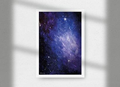Poster | Galáxia