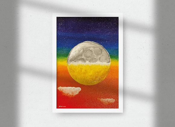 Poster | Contraste Natural: o frio e o quente