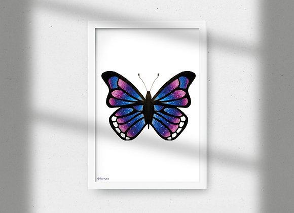 Poster | Borboleta
