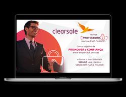 Apresen. Comercial Animada | Clear Sale