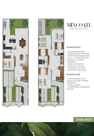 Mixcoatl Casa 5