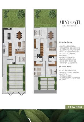 Mixcoatl Casa 8