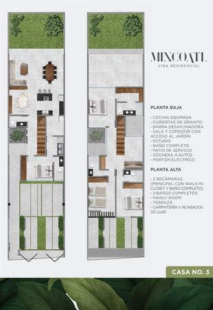 Mixcoatl Casa 3